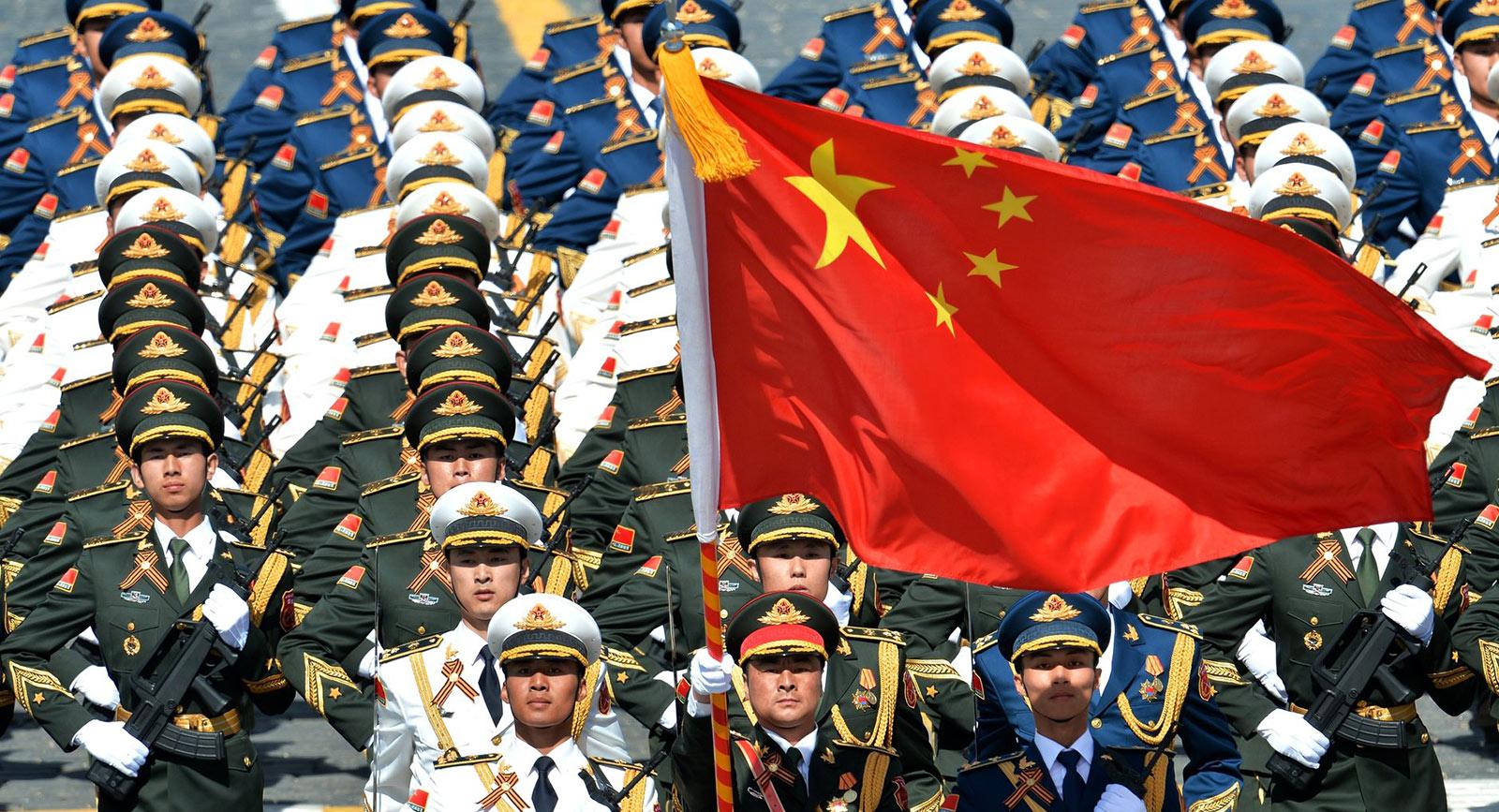 Saveznistvo sa Rusijom i Kinom